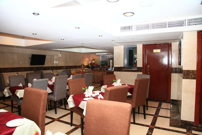 Saffron Hotel
