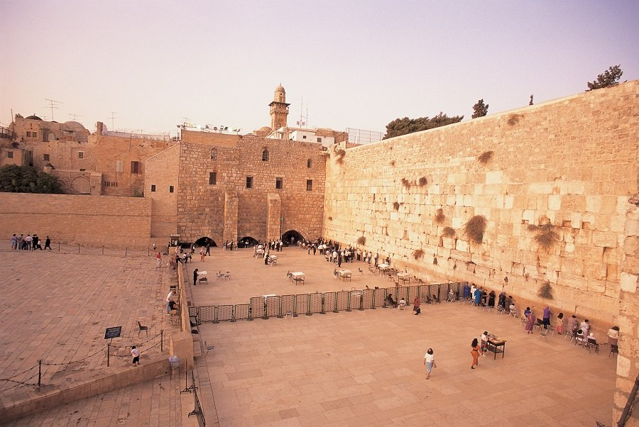 ISRAEL 2020 (4 nopti) - plecare din Iasi