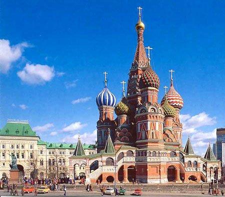RUSIA 2021 - Paste si 1 Mai