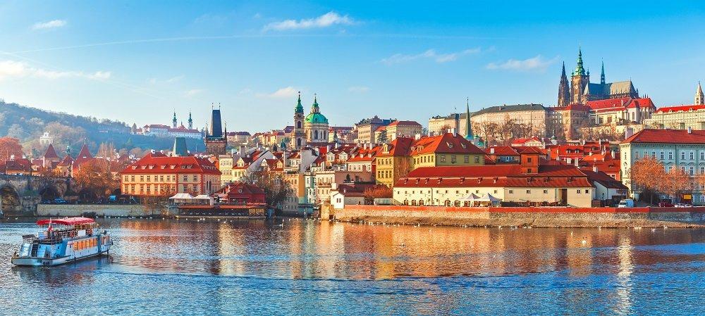 PRAGA - Revelion 2022