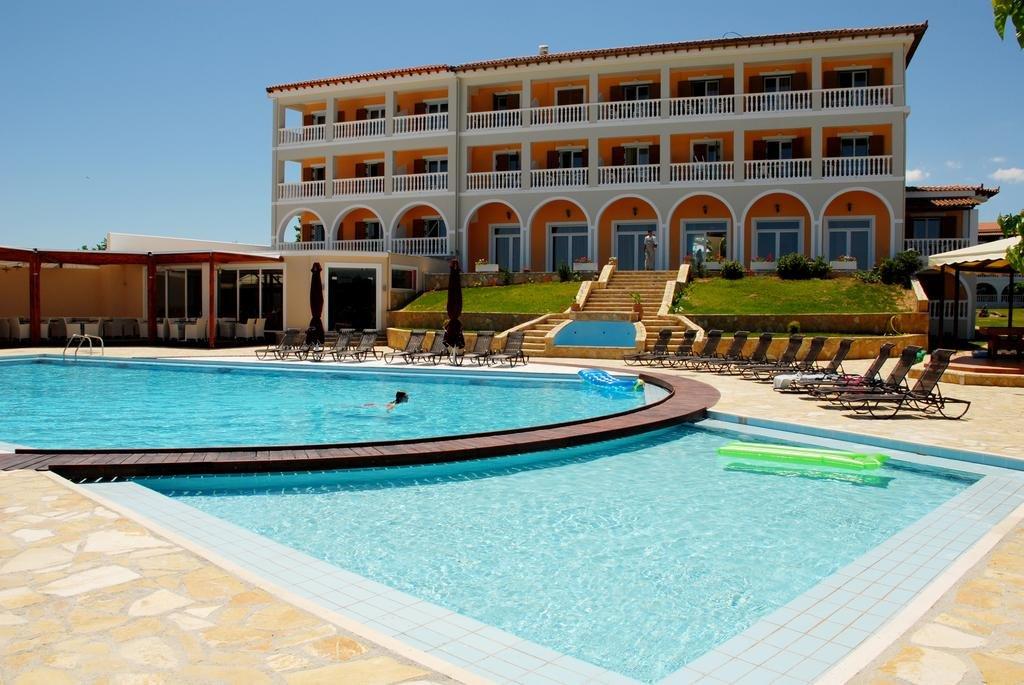 Tsamis Zante Hotel Spa (recomandat 3*+)  (Kypseli)