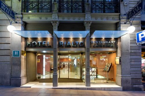 Hotel Gargallo Rialto
