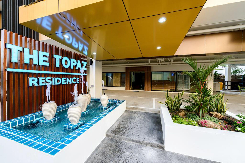 The Topaz Residence
