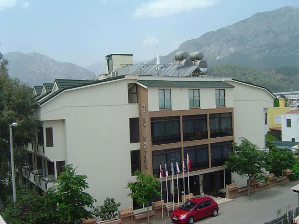 KAFTANS CITY HOTEL
