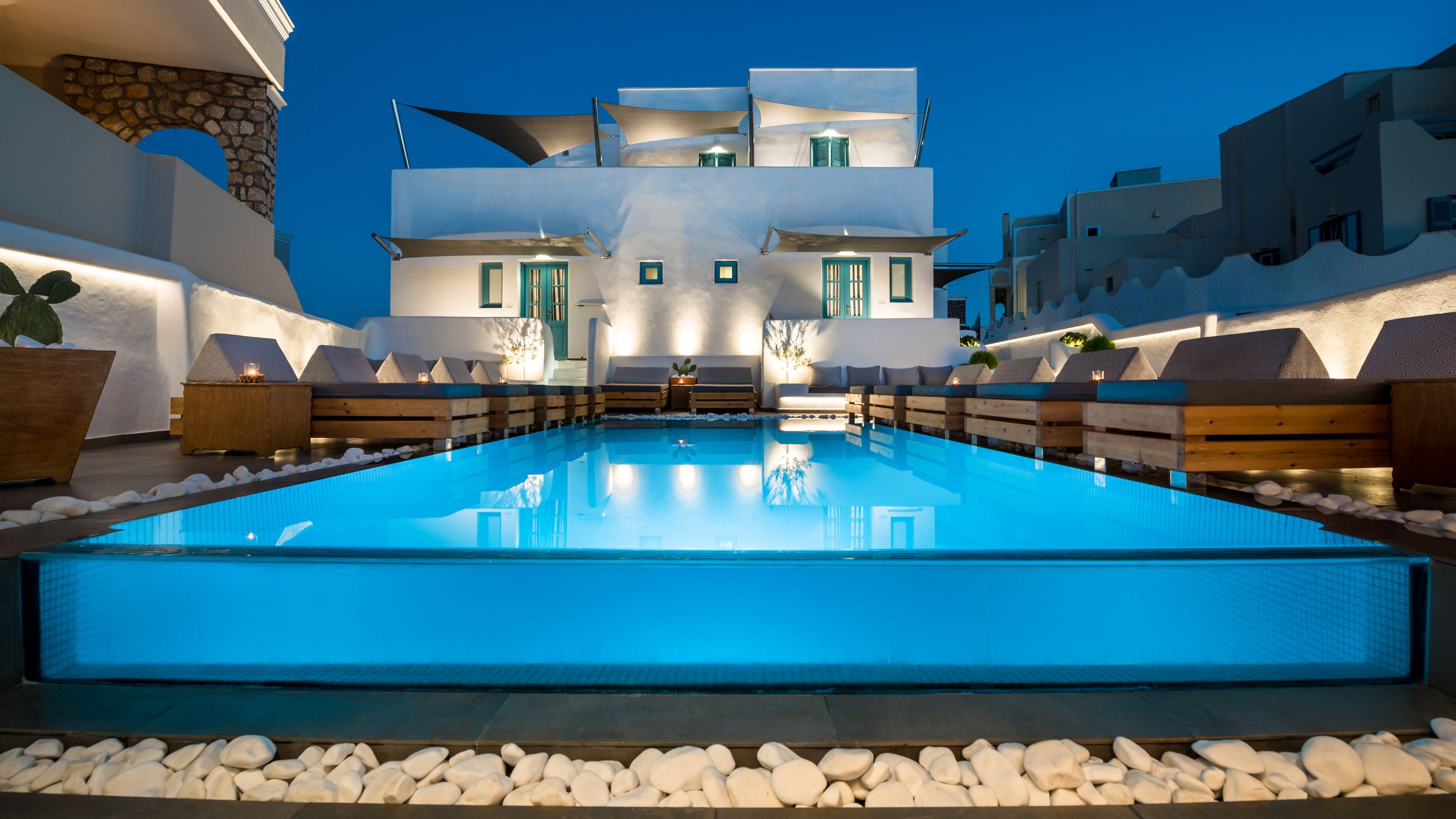 Evgenia Villas And Suites