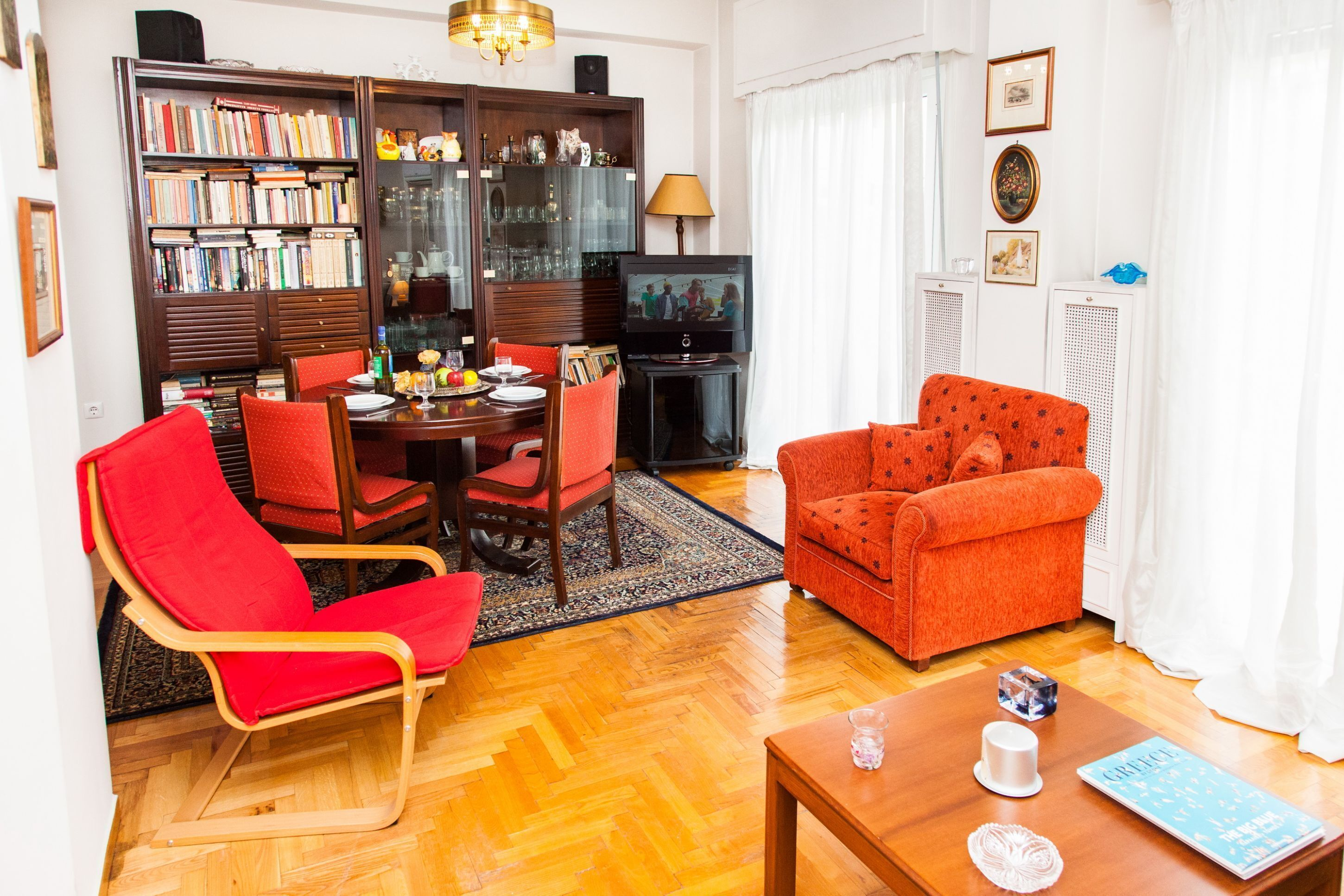 Vintage Apartment In Downtown Athens