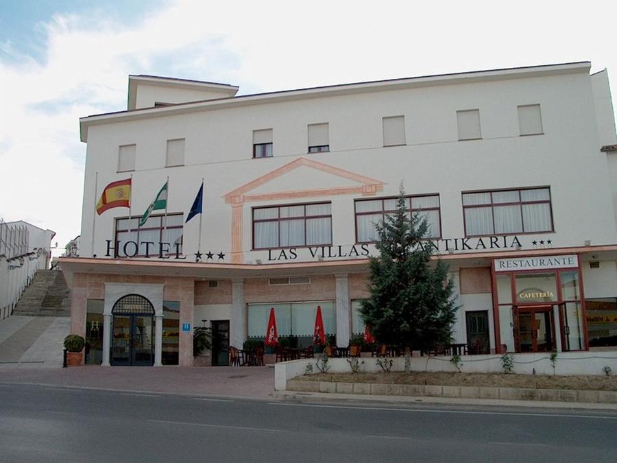 Las Villas De Antikaria