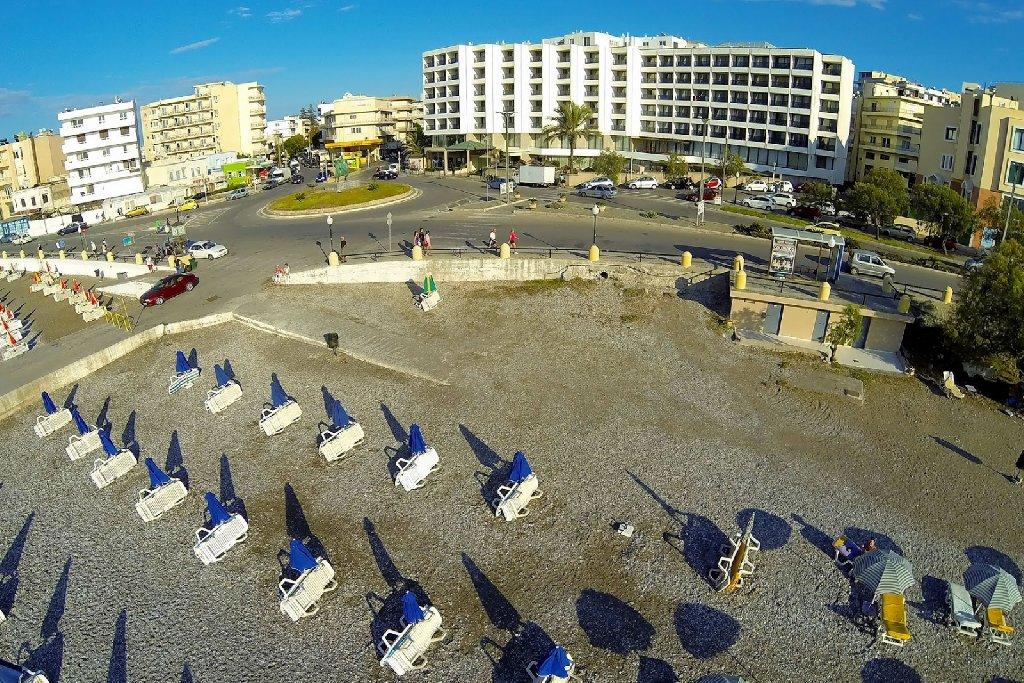 Blue Sky City Beach