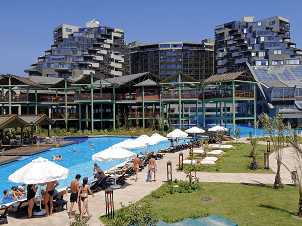 Limak Lara De Luxe Hotel & Resort 5* All Inclusive