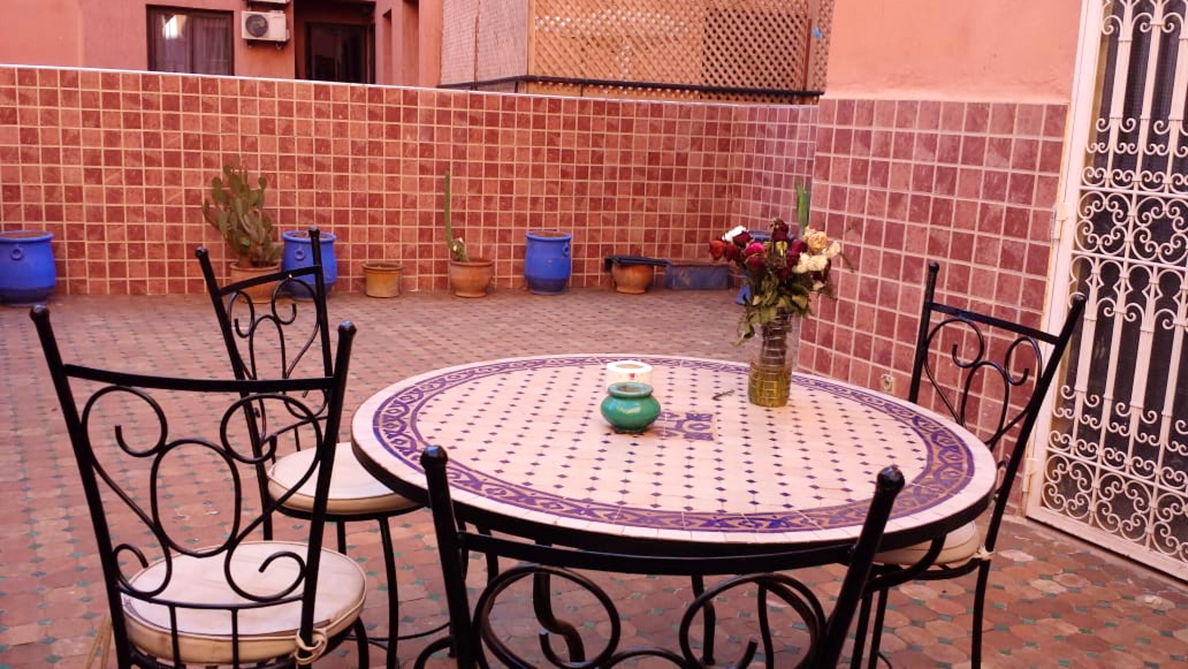 Apartment With 2 Bedrooms In Marrakesh With Wonderful City View Terrace And Wifi