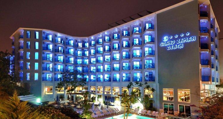 Grand Zaman Beach Hotel - All Inclusive
