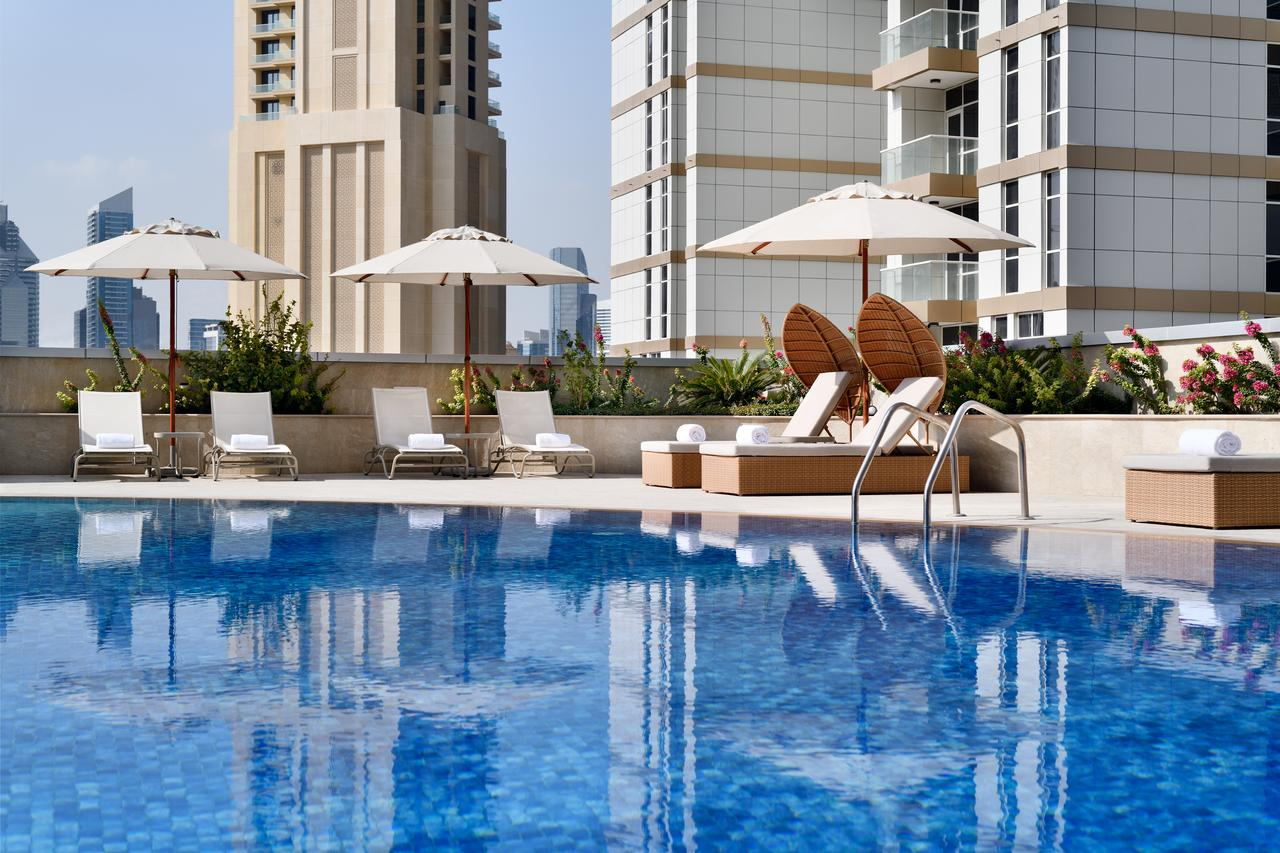 Mövenpick Hotel Apartments Downtown Dubai