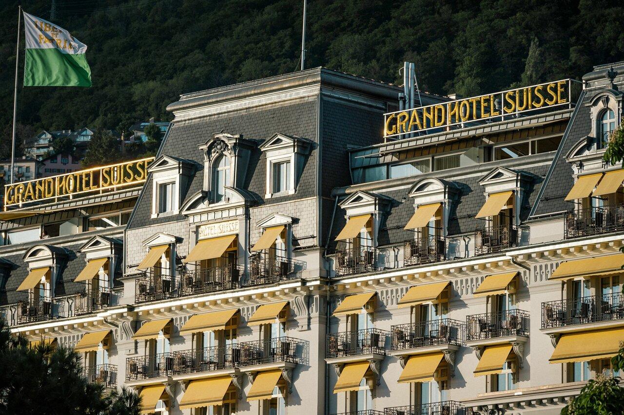 Grand Suisse Majestic