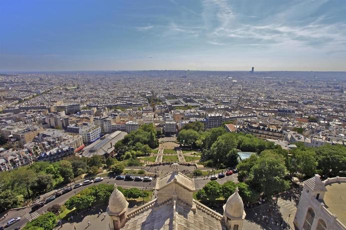 Kyriad Paris 18 - Porte De Clignancourt