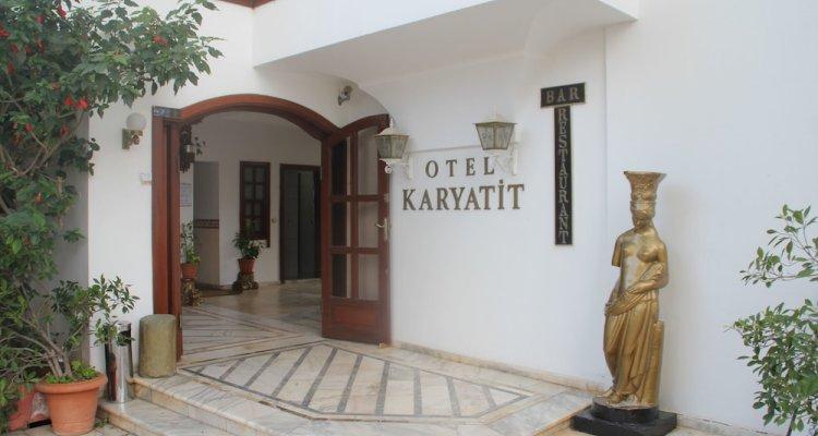 Hotel Karyatit Kaleiçi