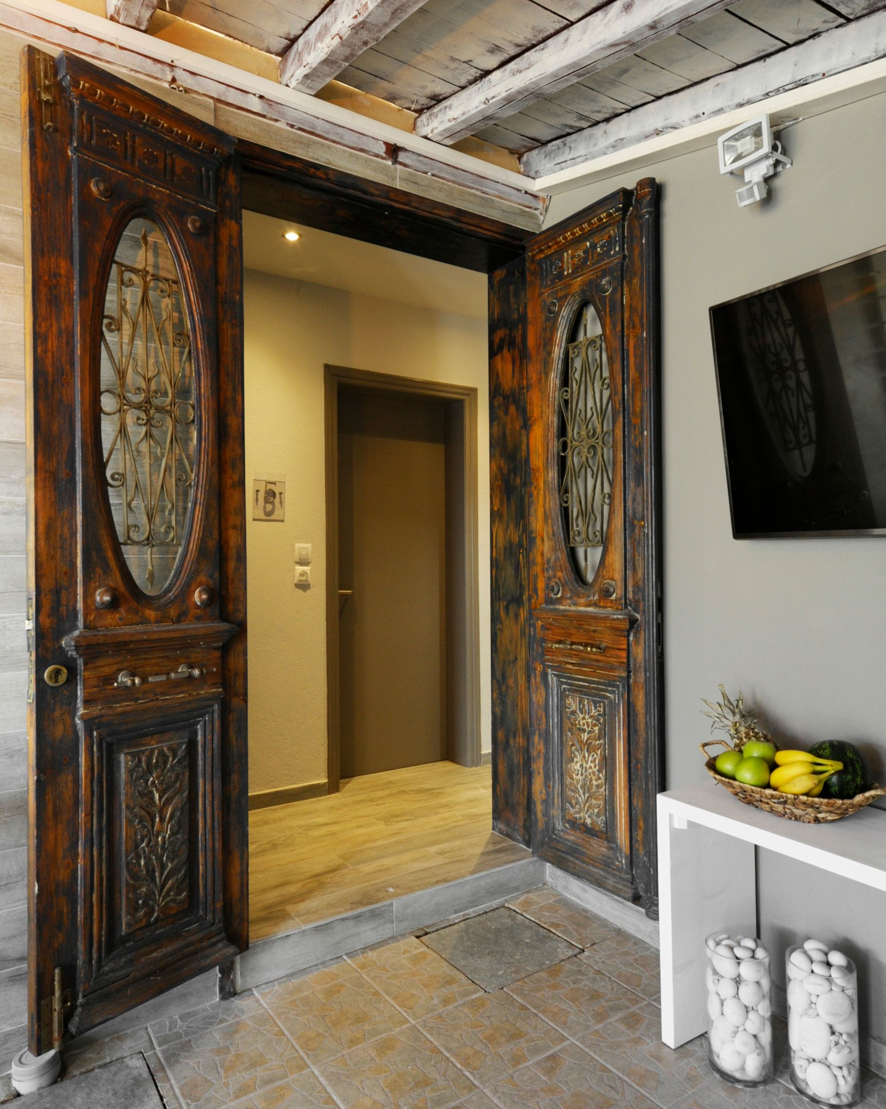 Skianthion Rooms