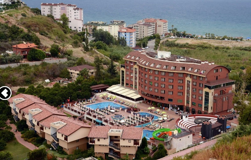 NOX INN CLUB (Ex.CLUB KONAKLI HOTEL FAMILY RESORT & SPA)
