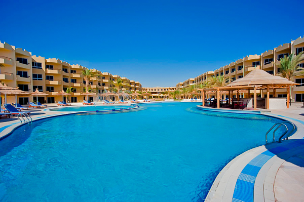 Amwaj Blue Beach Resort&Spa Abu Soma