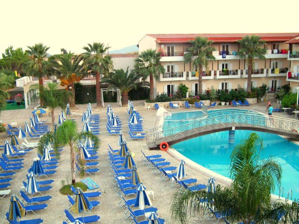 Majestic Hotel (recomandat 3*) (Laganas)