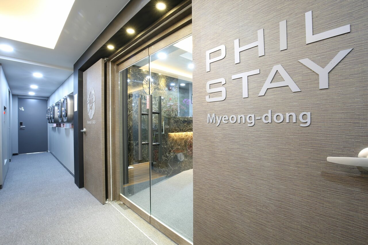 Philstay Myeongdong
