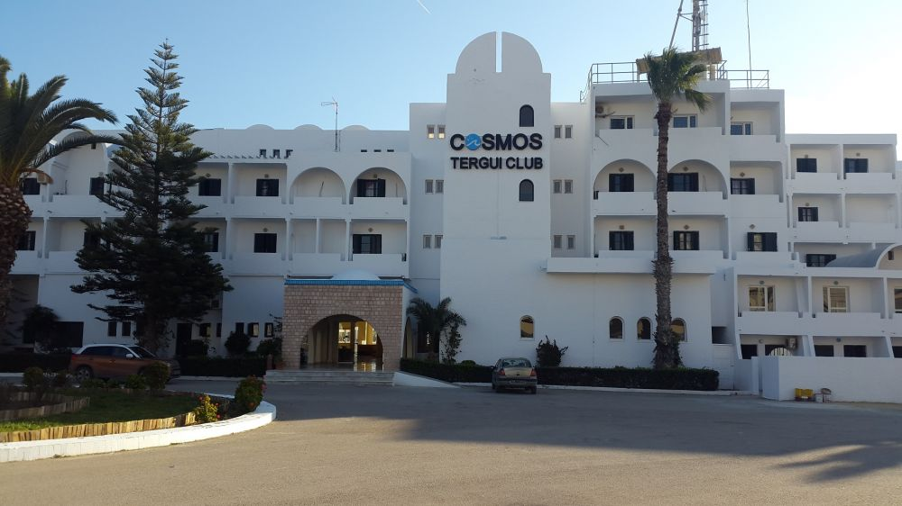 Cosmos Tergui Club