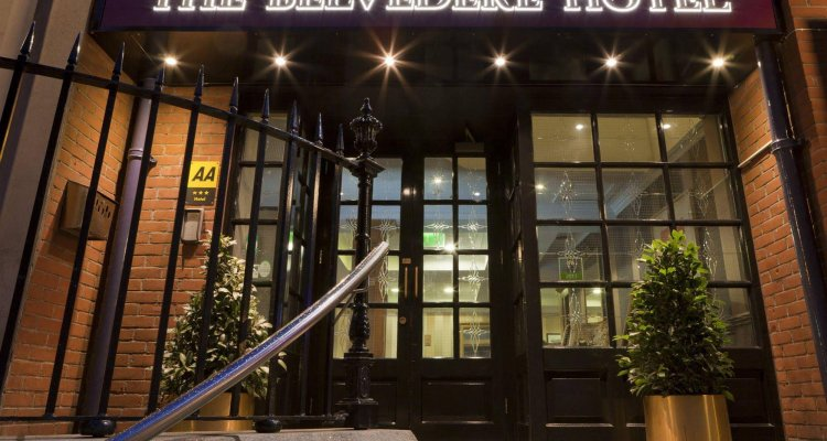 The Belvedere Hotel Parnell Square