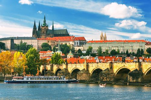 Targul de Craciun de la Praga si Dresda