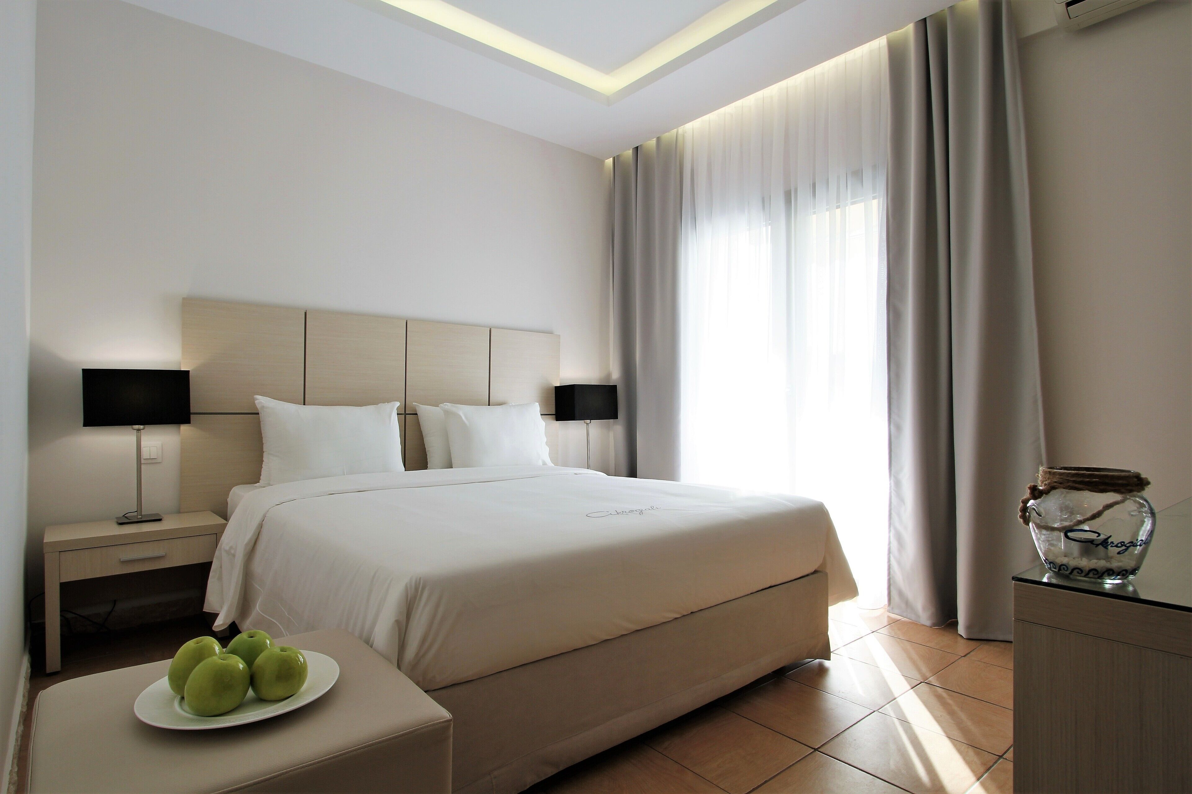Akrogiali Exclusive Hotel -