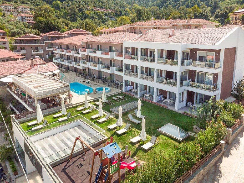 Ntina Filoxenia Hotel Spa