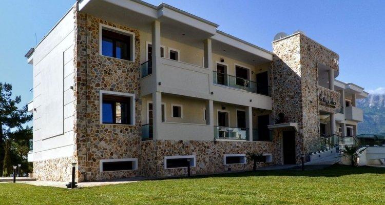 Hatzoudis Luxury Suites
