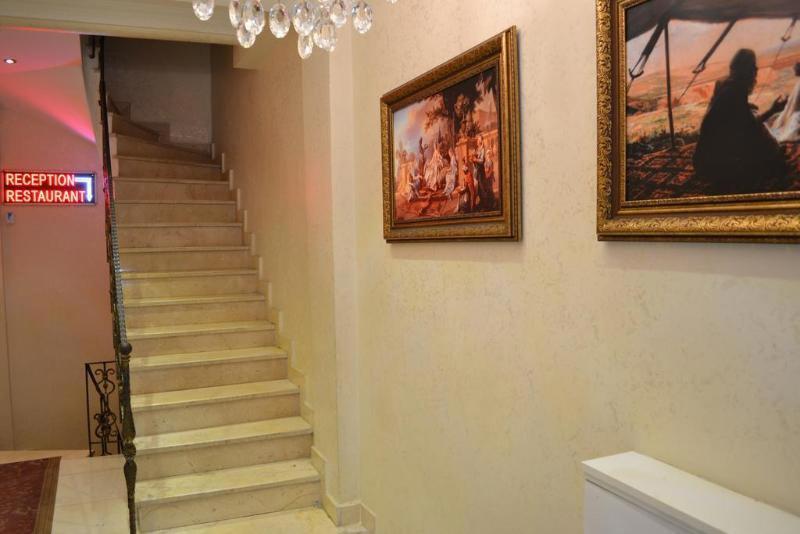Hotel New Fatih Istanbul