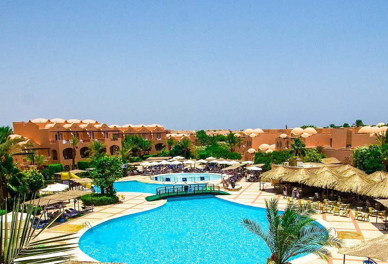 JAZ MAKADI OASIS RESORT CLUB
