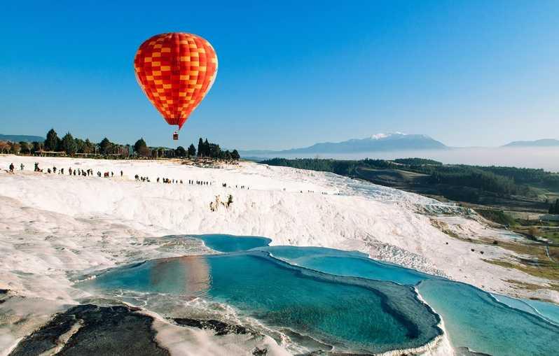 Circuit Riviera Antalya & Zbor cu Balonul in Pamukkale