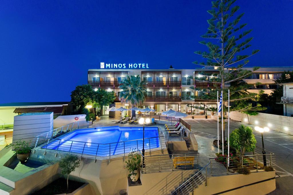 MINOS HOTEL 4 *