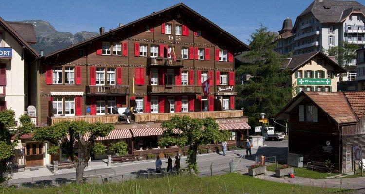 Swiss Lodge Hotel Bernerhof Wengen