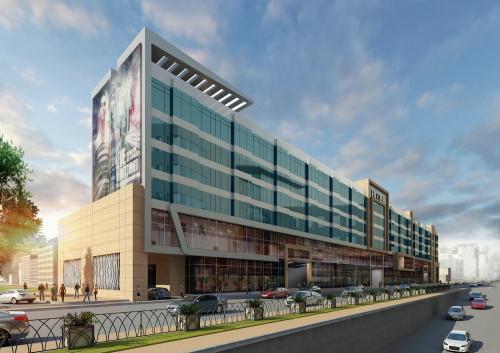 Studio M Arabian Plaza Hotel  Hotel Apartments by Millennium