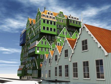 Inntel Hotel Amsterdam - Zaandam