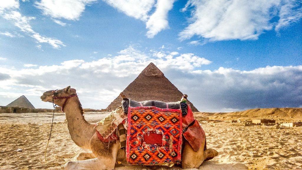 EGIPT - Revelion 2022 (28.12)