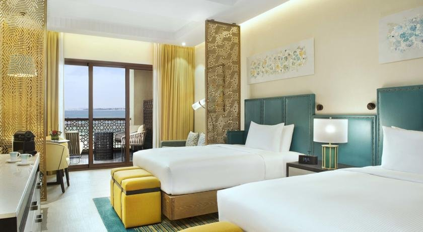 Doubletree by Hilton Resort SPA Marjan Island