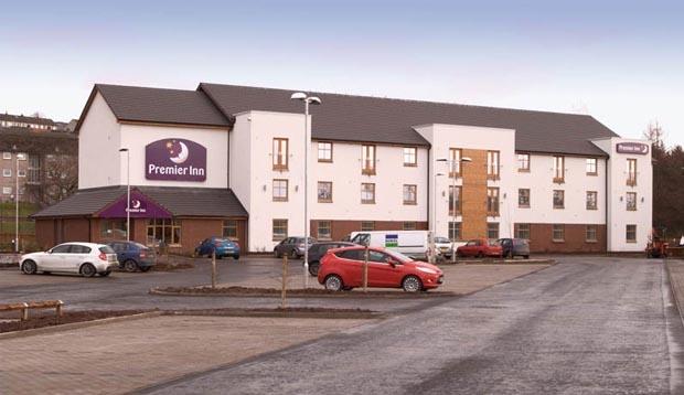 Premier Inn Dumbarton/loch Lomond