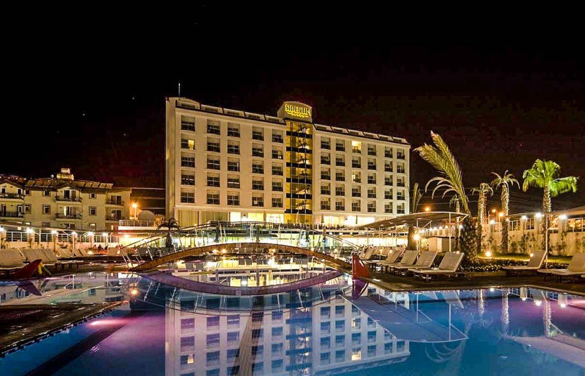 Side Kum Hotel