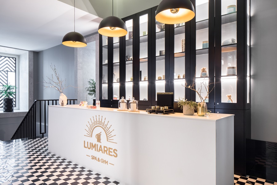 The Lumiares Hotel And Spa