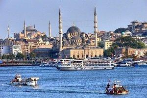 Istanbul - Capitala Bizantului
