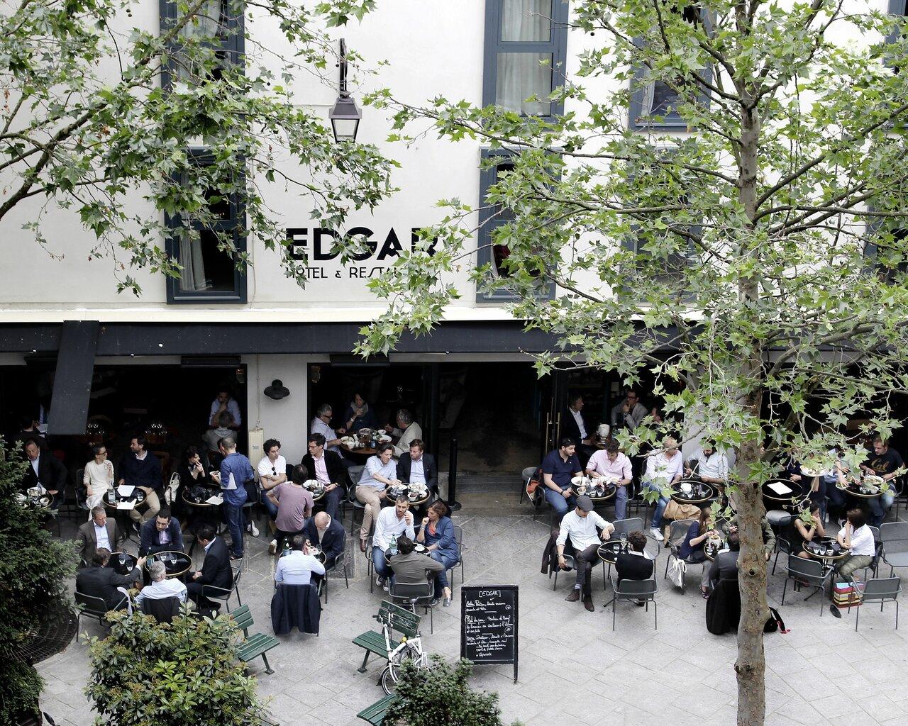 Edgar Restaurant And Hotel