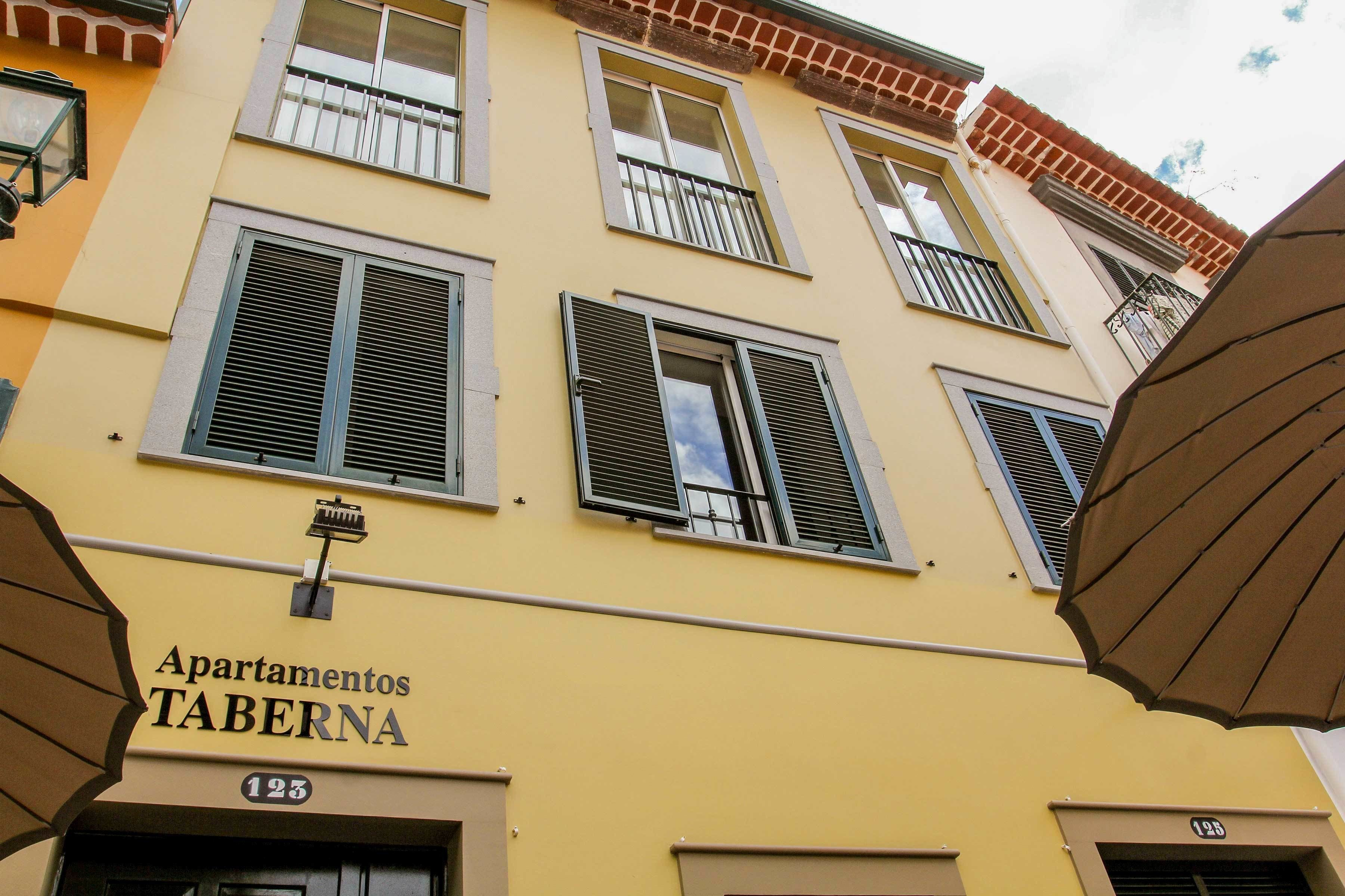 Apartamentos Taberna