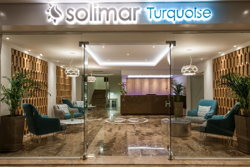Solimar Turquoise - Adults Only 17+ (K)