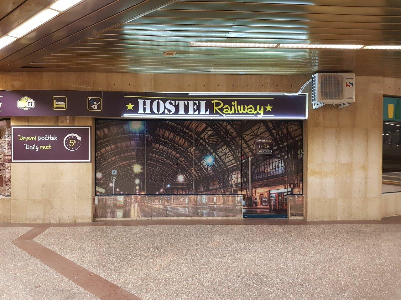 Hostel Railway