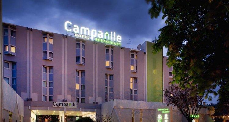 Campanile Paris Sud Porte D'italie