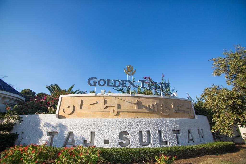 GOLDEN TULIP TAJ SULTAN (recomandat 4*+)