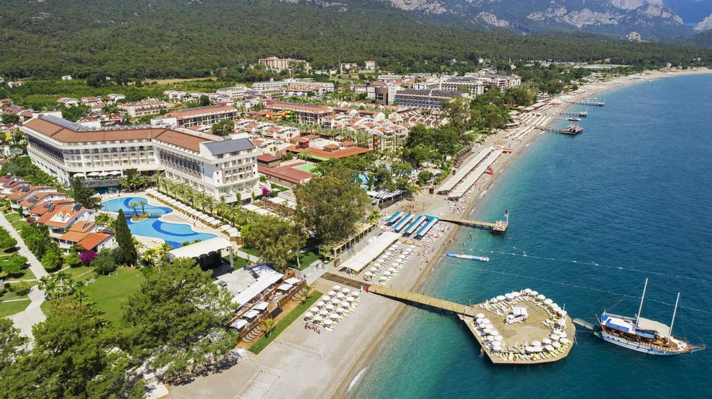 DOUBLE TREE BY HILTON ANTALYA KEMER